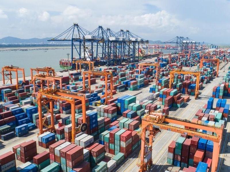 一把手访谈|阳化冰:致力建设国际航运物流中心和大宗商品交易中心