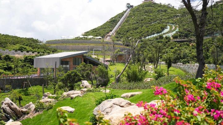 珠海再添热门打卡点!东澳岛蜜月公园开园