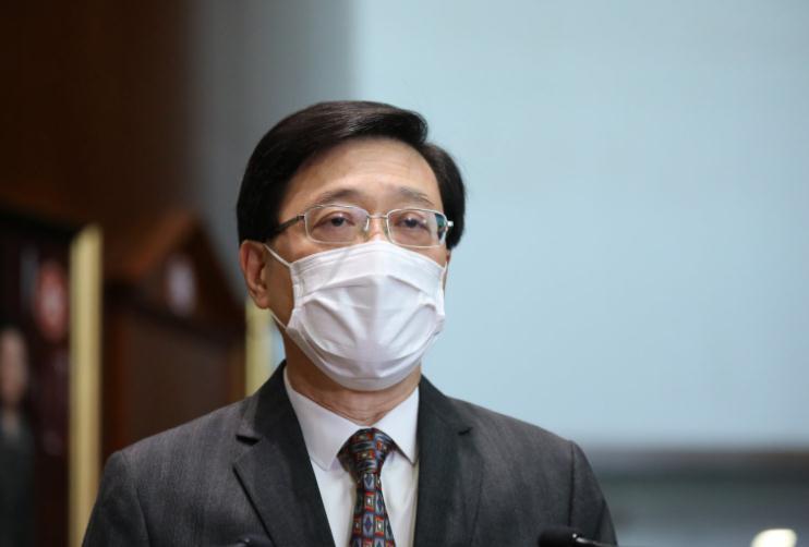 外媒称《苹果日报》将在几天内关闭,香港保安局回应