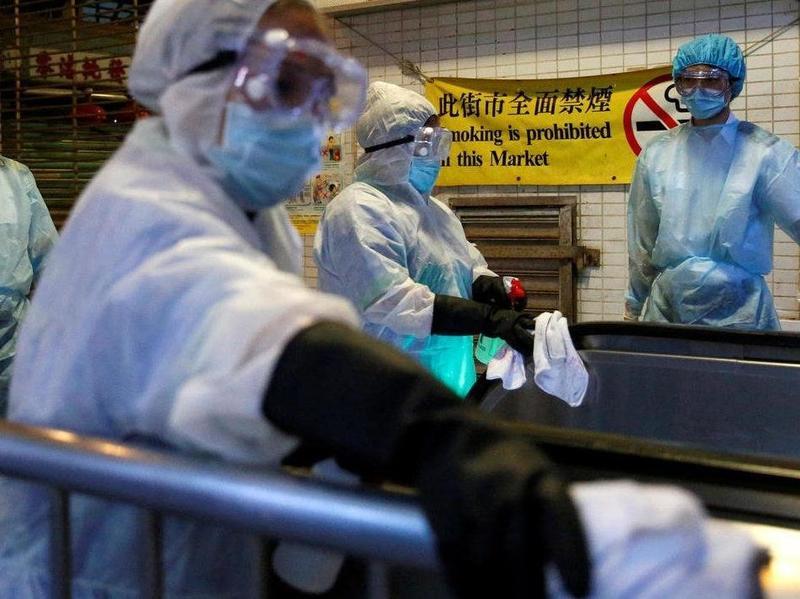 香港新增2例输入新冠肺炎确诊病例