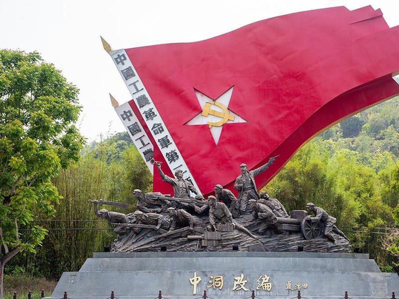 惠东高潭:拓展红色资源  老区人民吃上旅游饭