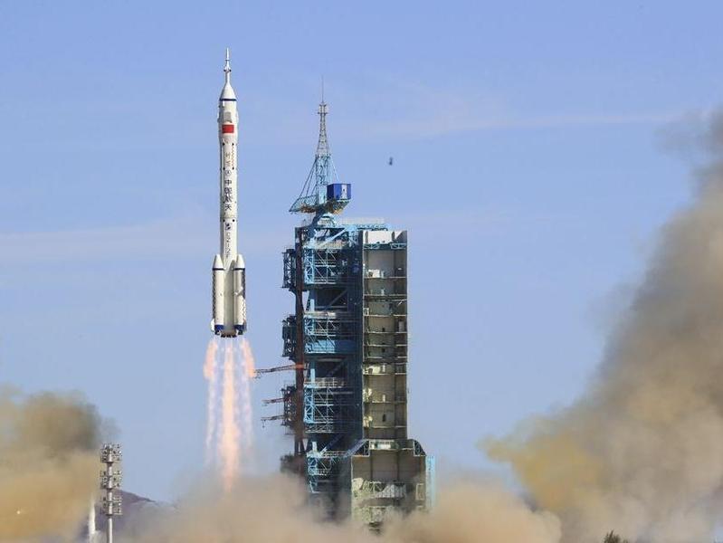 神舟十二号载人飞船发射成功,激发香港同胞爱国热情:为国家航天事业发展贡献力量