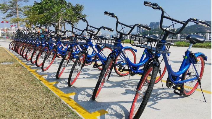 碳减排卓越!珠海公共自行车夺全国大奖