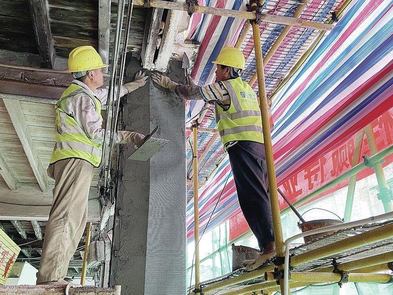 肇庆市端州启动骑楼修缮改造工程,涉及145栋楼,为期三年