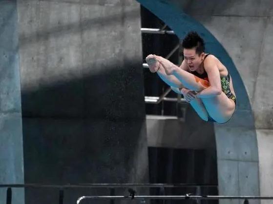 跳水世界杯暨奥运会资格赛,中山籍运动员陈艺文收获2金