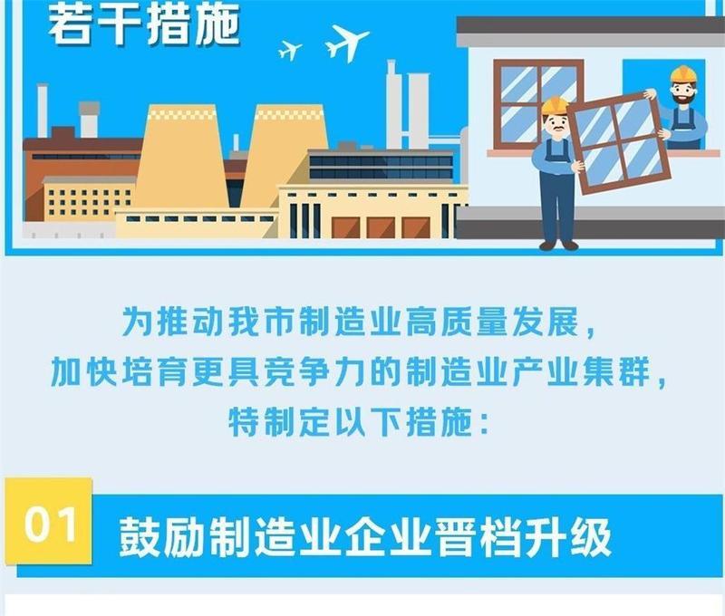 """重大利好!惠州出台""""制造业十条"""",支持制造业高质量发展"""