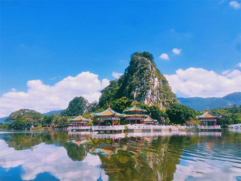 第一季度景区满意度调查 肇庆星湖旅游景区位居全省第一