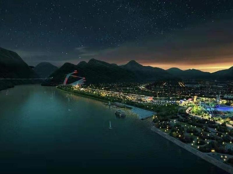 肇庆距建成世界旅游目的地有多远?