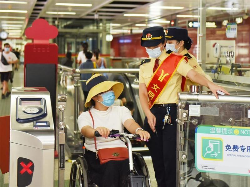 广州地铁去年日均运客659.16万人次,占全市公交出行总量57%