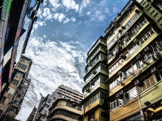 香港市区重建局将以千亿港元进行旧楼重建工程