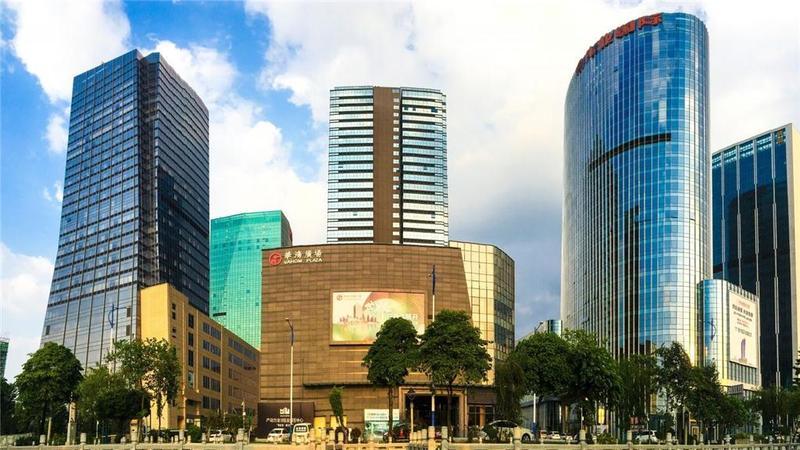 广佛国际商贸城:南海地治改革探索的先行者