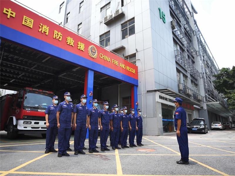 佛山首个消防安全共管共治试点,禅城再上央视!