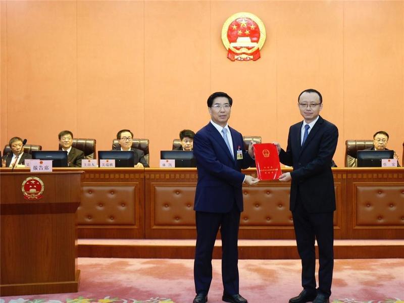快讯 鲁罡任中山市副市长、公安局局长