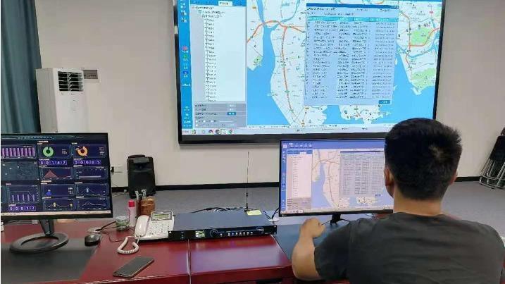 即报即处!珠海首个路灯智能化综合监控管理平台投用