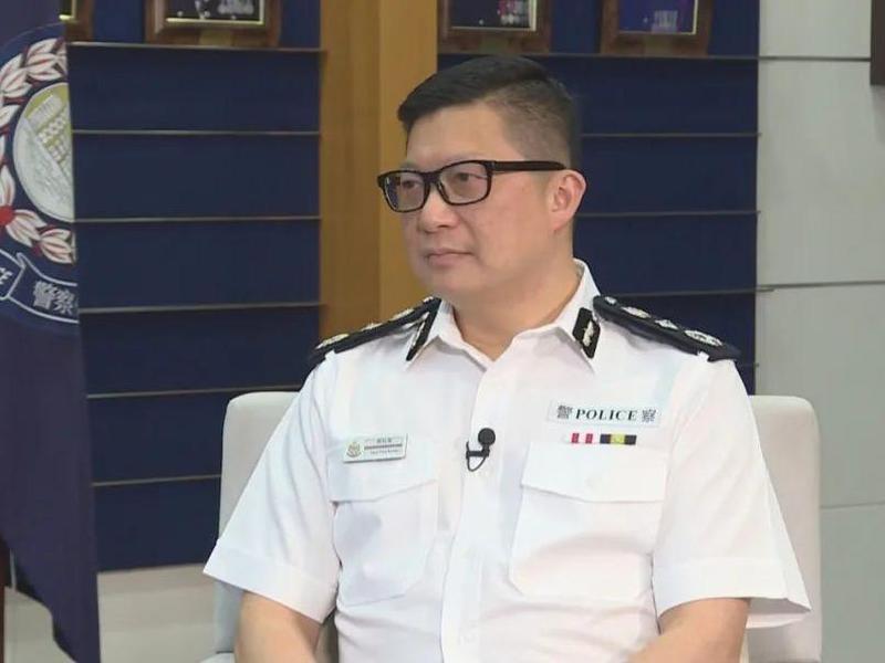香港新任保安局局长:比起维护国家安全,他国对自己的制裁不值一提