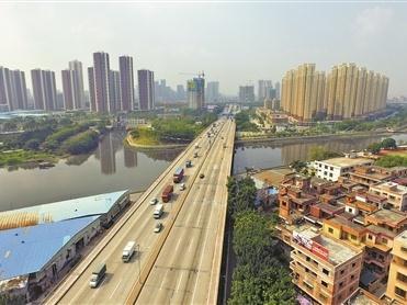 佛山与广州芳村接壤道路解除交通管制,地铁恢复运营