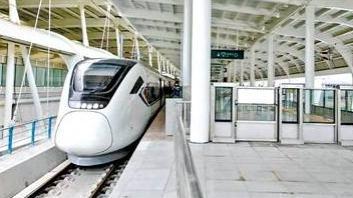 6月25日起,珠海横琴至佛山有了直达列车