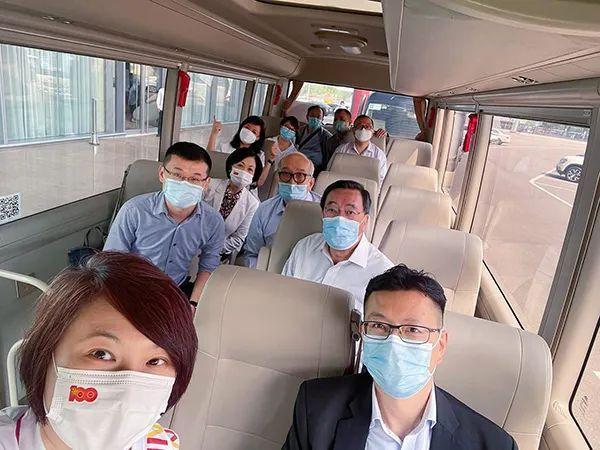 参加中共百年庆典,香港这些代表抵京啦!