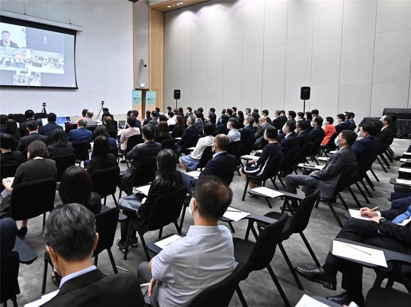 香港公务员事务局举办国家安全讲座
