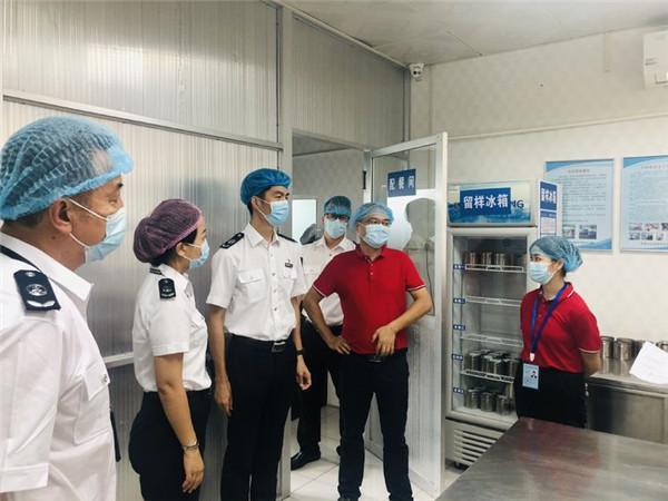 """无一例食物中毒和食源性疾病发生 罗湖为""""三考""""构建食品安全保护网"""