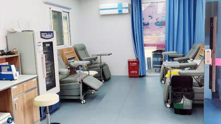 珠海3个新建献血屋投入使用!市中心血站更新改造项目同时竣工