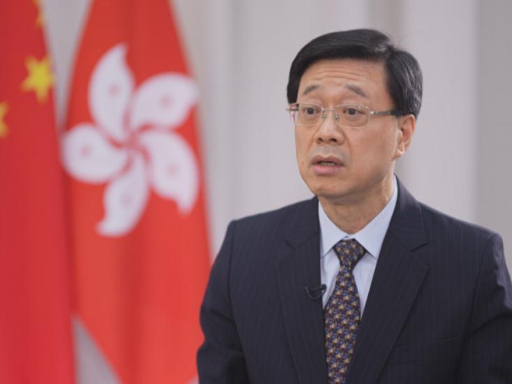 香港新任政务司司长李家超:履职尽责维护香港繁荣稳定