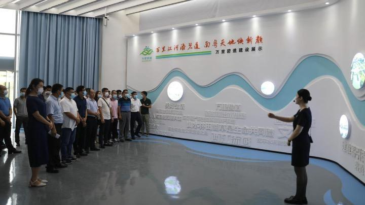珠海河湖治理和碧道建设全省领先!建这个展馆今开馆