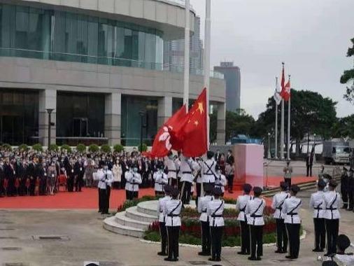 香港各界:国家是香港强大后盾 希望港人正确认识共产党