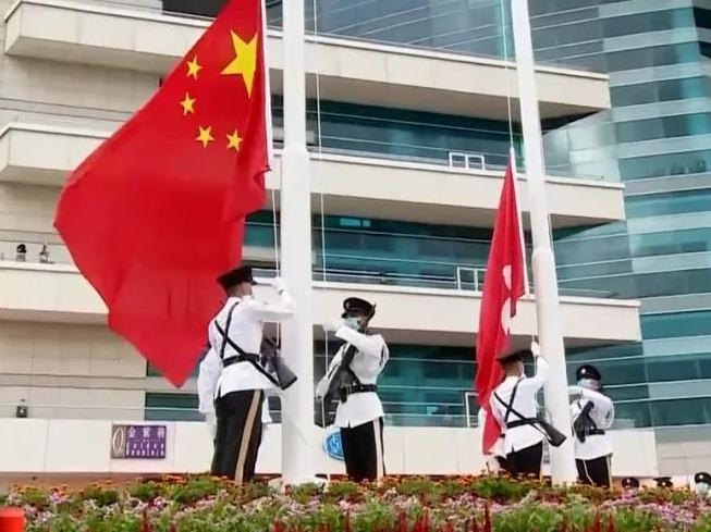 """视频丨大湾区之声热评:共庆中国共产党百年华诞,共写""""一国两制""""成功实践新篇章"""