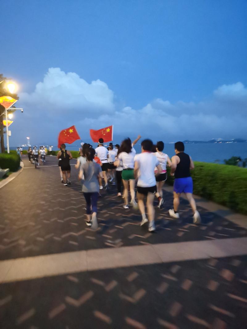 庆祝中国共产党百年华诞 100名跑者跑100个7.1公里