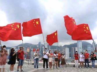 香港举办庆祝中国共产党成立100周年大型主题展
