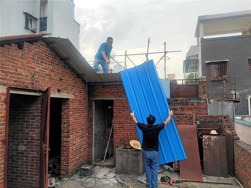 """三天修复漏水屋顶!东莞市兴龙社区""""我为群众办实事""""落地见效"""