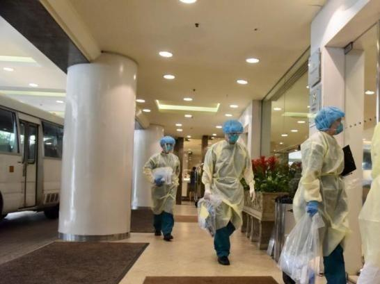 香港调查涉及L452R变异病毒株的新冠肺炎确诊个案