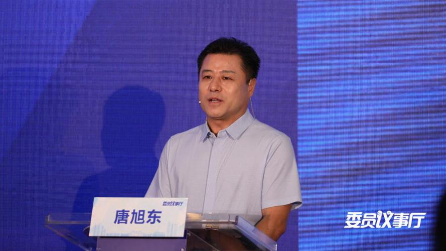 政协委员唐旭东:根据深汕特别合作区不同阶段,实施阶梯式人才政策