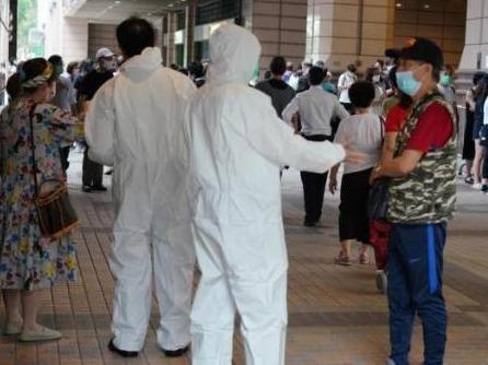香港发布新冠肺炎疫苗接种监最新情况