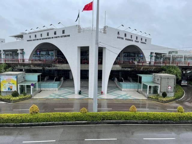 13日起,九洲港有望新增一条直达澳门外港客运码头航线
