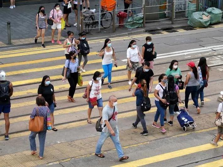 为纾缓疫情影响,香港特区政府已提供5万个临时工作岗位