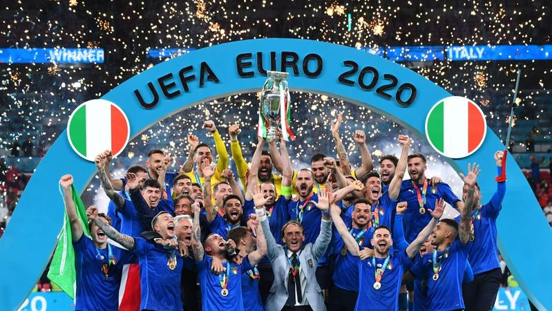 深新早点|意大利点球大战4-3胜英格兰夺取欧洲杯