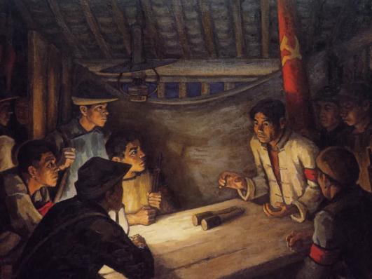 """顺德这里被誉为见证珠三角解放的""""西柏坡"""" 跟着""""名片""""学党史①"""