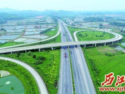 广昆高速肇庆段:穿越绿水青山,见证生活巨变