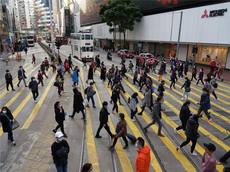 香港失业率继续回落,经济复苏势头持续