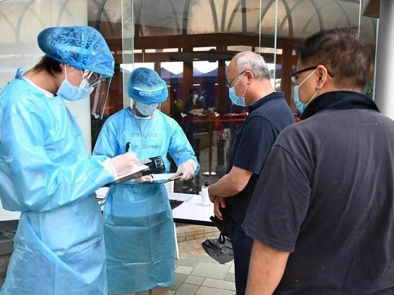 香港新增5例输入新冠肺炎确诊个案