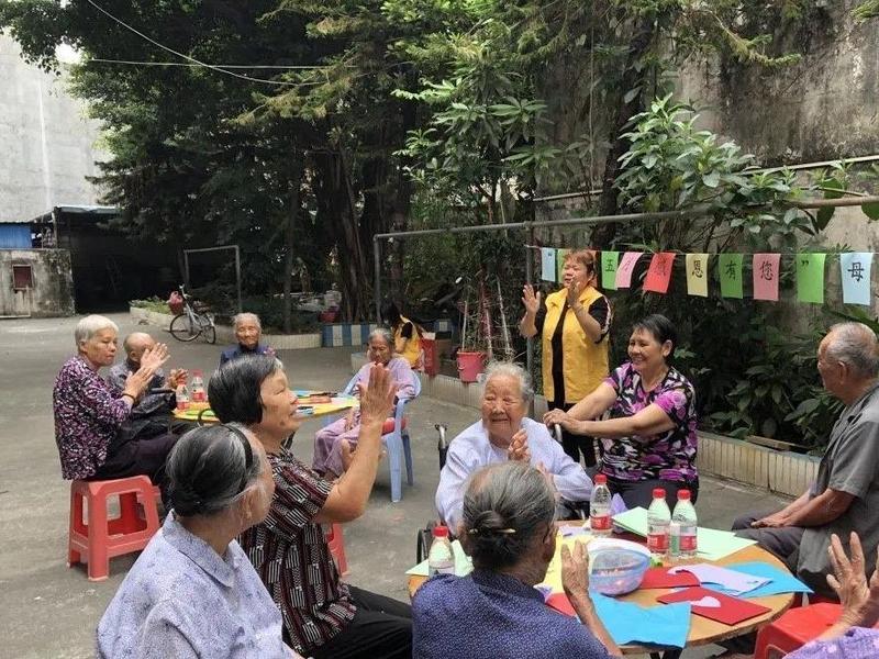 整合社会资源,东莞桥头镇为老人提供居家养老服务
