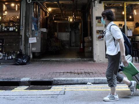 香港新增1例输入新冠肺炎确诊个案