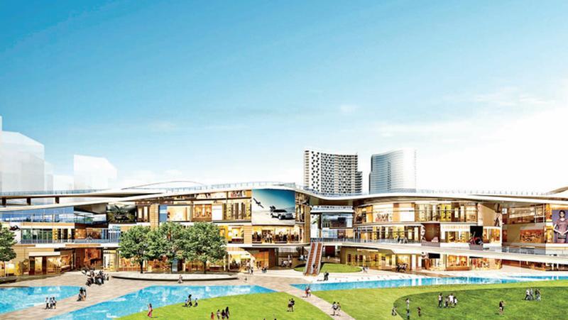 宝安下半年将迎5个大型商业综合体