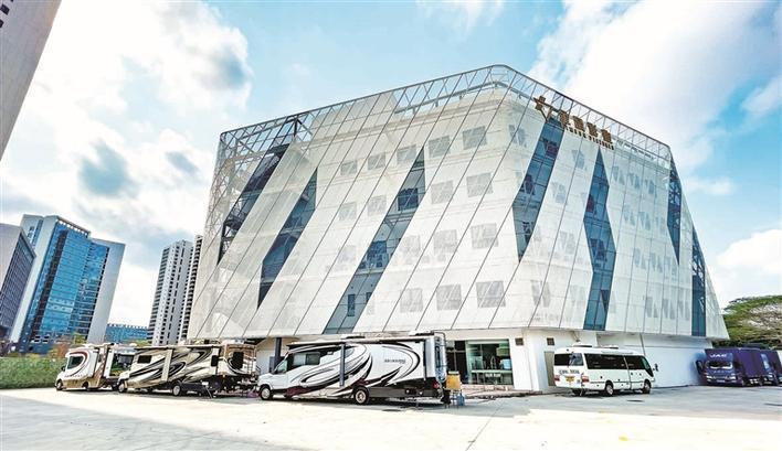 深圳·新桥影视产业基地已吸引37家影视企业入驻