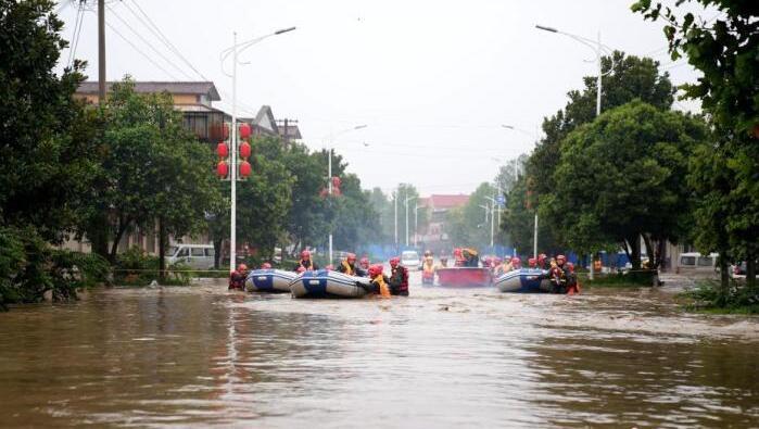 香港各界心系河南灾情 全力以赴捐钱出力