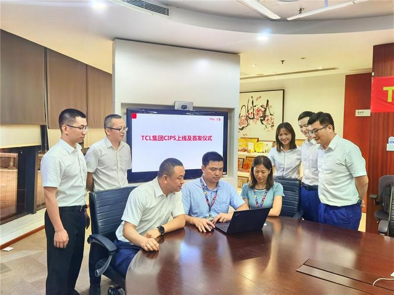 助力企业全球化!惠州交行为TCL部署CIPS标准收发器