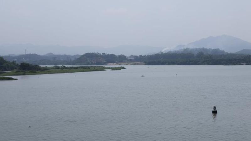 东江水源工程20年来已为深圳供水超100亿立方米