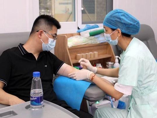 吉大献血屋今起暂停开放!珠海这5个地方新增献血点